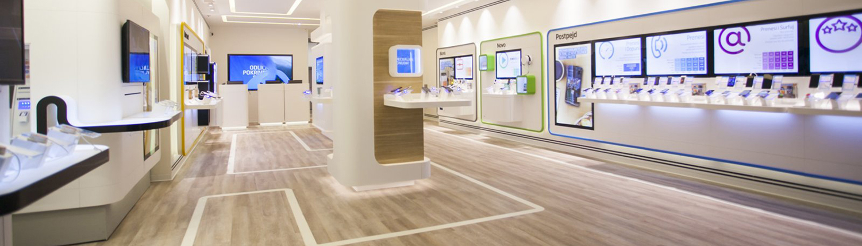 telenor flagship store baner f