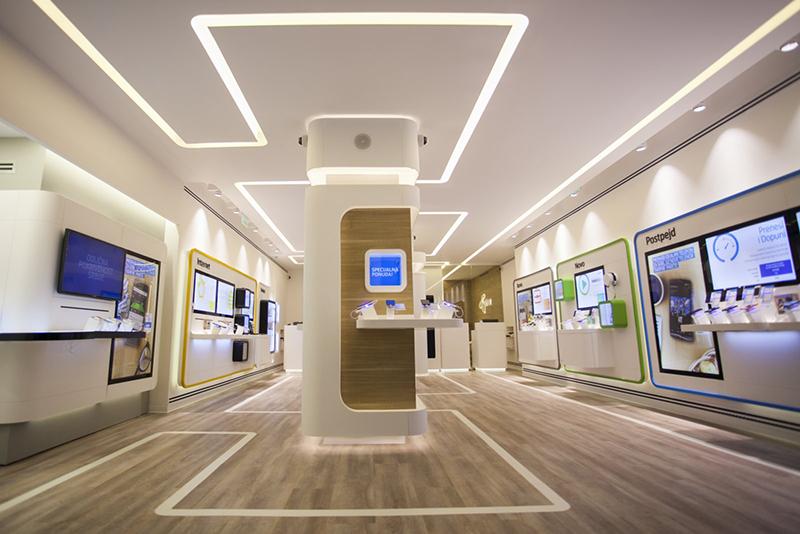telenor flagship store knez mihailova 2