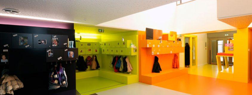 Tarkett Linoleum - hodnik - Estruco