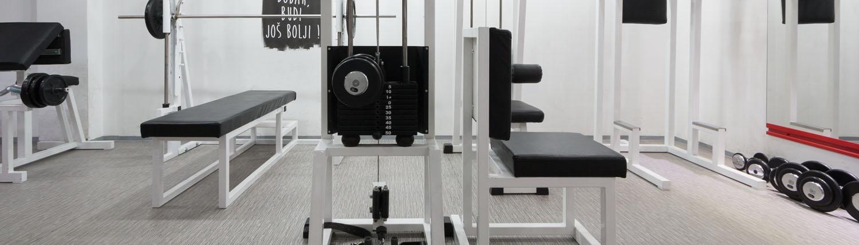 Tarkett Supreme Fitness Studio baner 1500x430