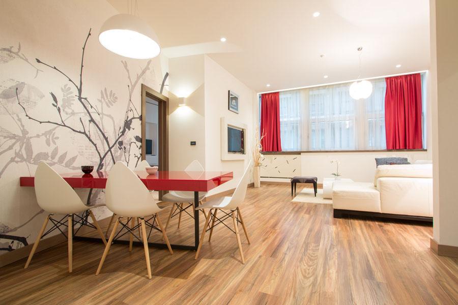 Tarkett parket -Atera hotel Beograd