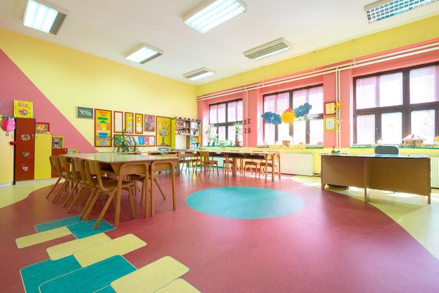 Ugradnja Tarkett linoleuma u skole