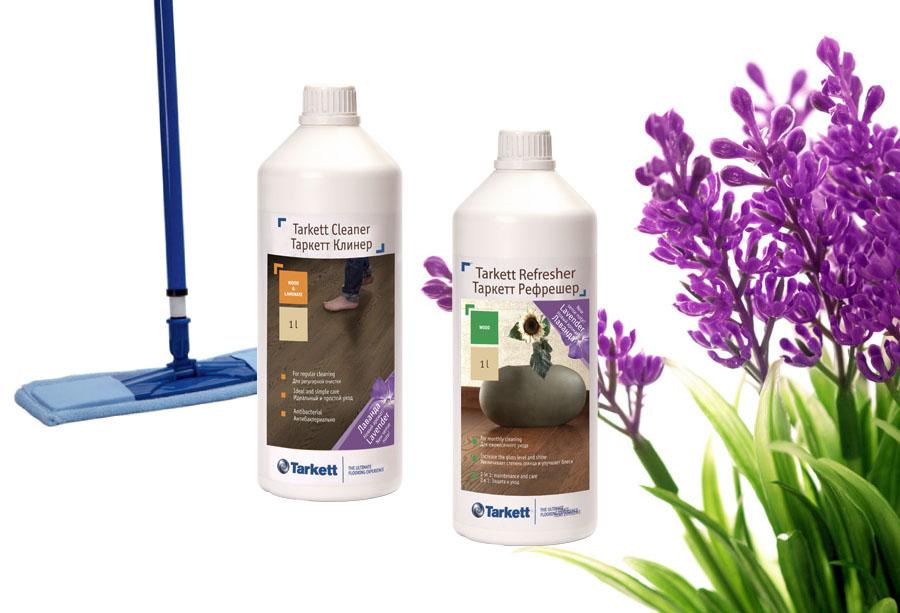 Tarkett odrzavanje parketa-cleaner-refresher