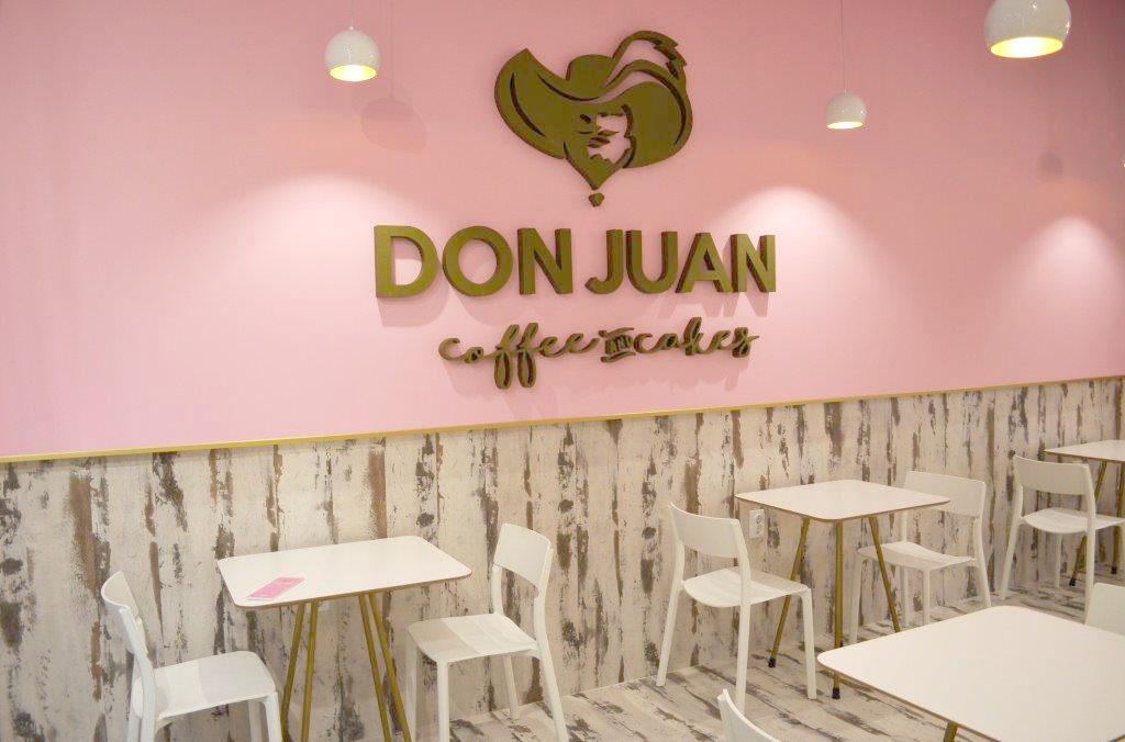 Tarkett laminat u poslasticarnici Don Juan