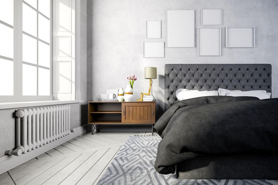Tarkett moderno uredjenje spavace sobe