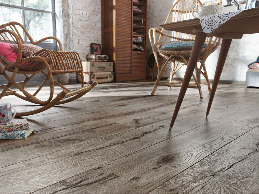 Tarkett Vintage832 Heritage Grey Oak