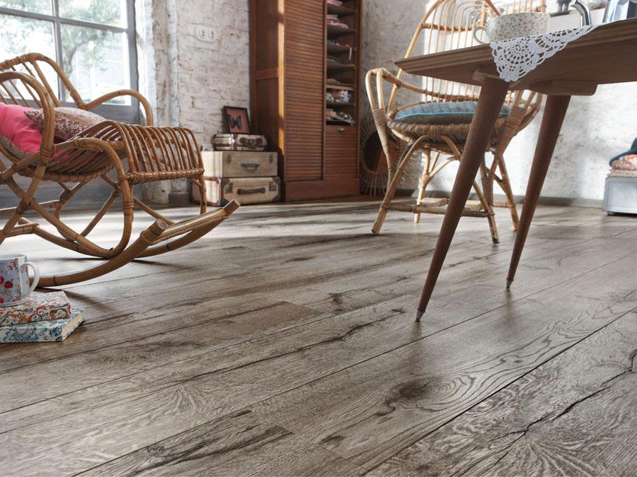 Tarkett laminat Vintage832 Heritage Grey Oak
