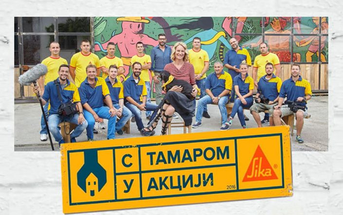 CS S Tamarom u Akciji