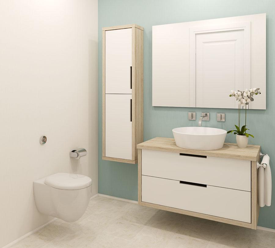 ideje za uredjenje kupatila