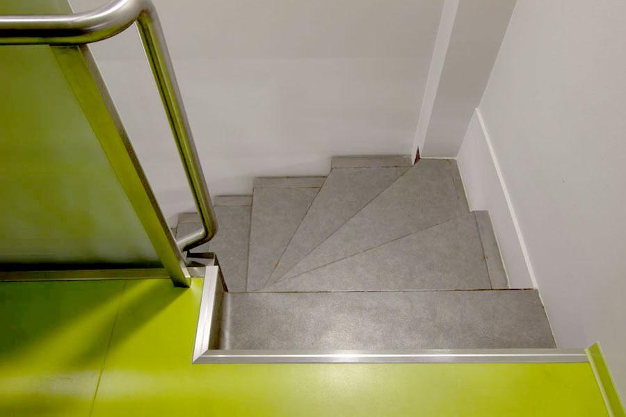 Pod za stepenice vinil za komercijalnu upotrebu Tarkett