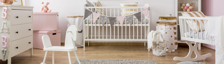 uredjenje sobe za bebe