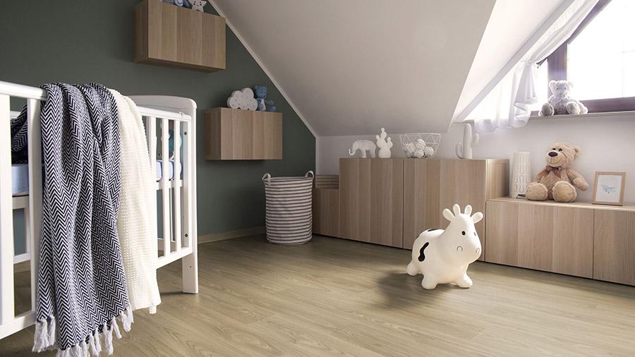 soba za bebe - vinil pod kolekcije ICONIK - Tarkett