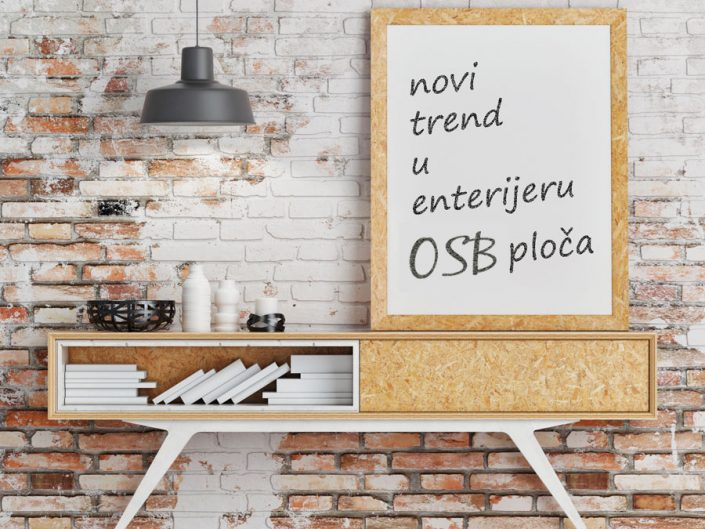 OSB ploce novi trend