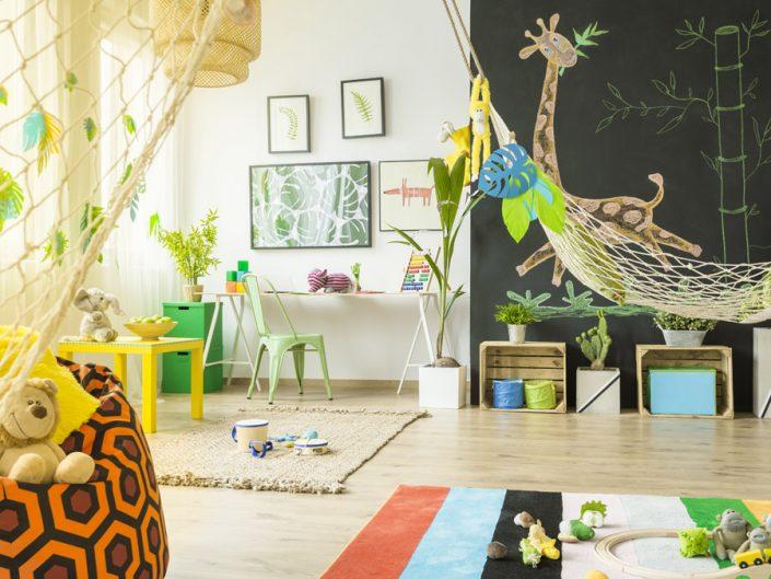 Uredjenje-sobe-za-decu-Tarkett
